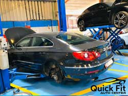 Volkswagen Tyres Checkup and Minor Service