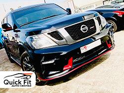 Best Nissan Workshop Abu Dhabi