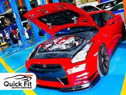 Nissan Workshop Abu Dhabi