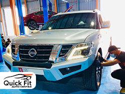 Top Rated Nissan Workshop Abu Dhabi