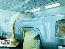 #1 Car Painting Workshop Abu Dhabi