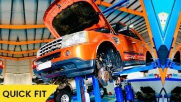 Rangerover Sport Brakes Service feature