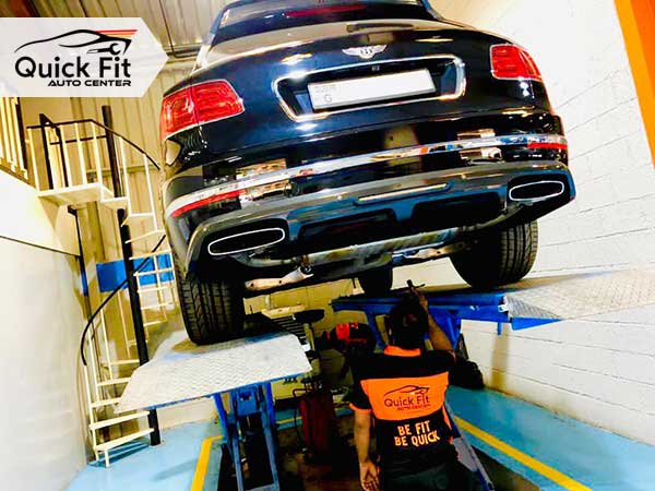 Car Pre Purchase Inspection Abu Dhabi