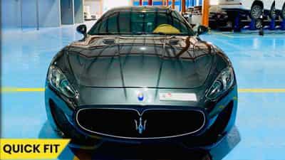 Maserati Granturismo feature image