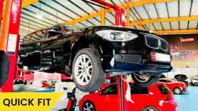 BMW E 116 Oil Leakage Repair feaure