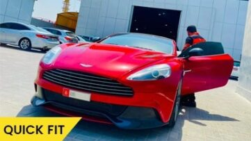 Aston Martin Vanquish Engine Oil Feature Image
