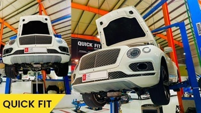 Bentley Bentayga Engine Mount Feature image