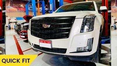Cadillac Escalad Bodywork Feature Image